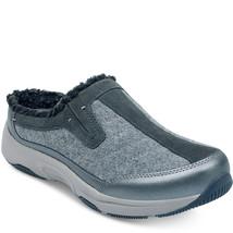 Easy Spirit Oren Mules Sandals Fabric Grey 10.5M - $53.99