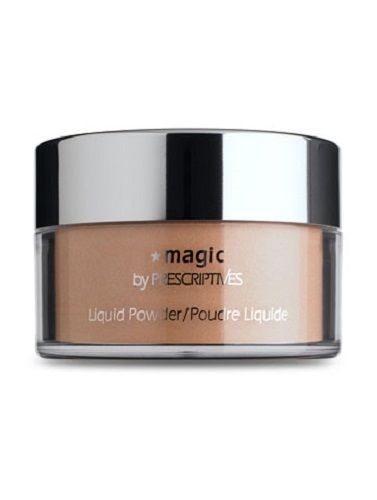 Primary image for Prescriptives MAGIC Liquid Powder TRANSLUCENT 1.2oz RARE Full Size NeW BoXeD