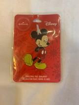 Hallmark Disney Mickey Mouse Christmas Tree Ornament Metal New - $12.00
