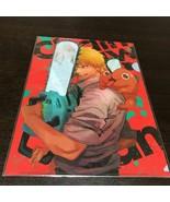 Chainsaw Man A4-sized plastic file folder Denji Tatsuki Fujimoto - $19.80