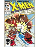 The Uncanny X-Men Comic Book #217 Marvel Comics 1987 VERY FINE+ NEW UNREAD - $5.48
