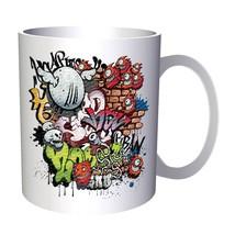 Party Alien Skull Monster  11oz Mug z211 - $10.83