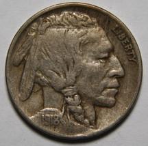 1918 Buffalo Nickel 5¢ Coin Lot # A 2087