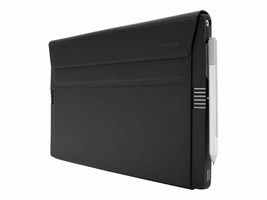 NEW Targus Folio Stand & Protective Case Black Microsoft Surface Pro 4 - $14.15