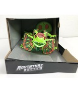 Adventure Force Radio Remote Control Lunging Lizard Linges Shriekes Chom... - $24.74