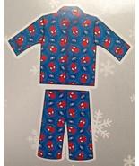 NEW Kids Spiderman Pajamas Size Toddler 2T - $18.69