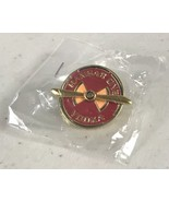 Hangar One Vodka Hat Lapel Jacket Pin With Back Propeller Spins NEW RARE - $18.89
