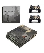 Sea of Solitude ps4 pro skin decal for console and controllers - $20.00