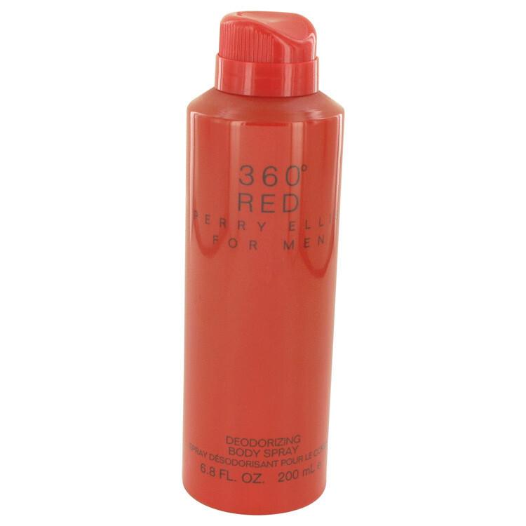 Perry Ellis 360 Red by Perry Ellis Body Spray 6.8 oz (Men) - $9.69