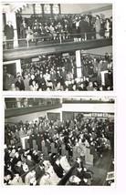 2 Photos Inside A Church  Kiernicki, Photographer 3354 E Milwaukee Walnu... - $0.99
