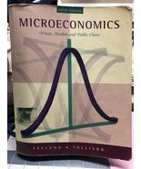 VTG 1997 MICROECONOMICS*Robert Ekelund/Robert Tollison College Course Te... - $20.00