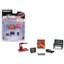 Greenlight Muscle 6 piece Set Shop Tools Graveyard Carz (2012) TV Series... - $14.51