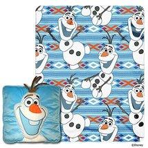 Disney Olaf Plush Pillow and Throw - $14.95