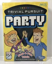 NEW Hasbro Trivial Pursuit Party Game - $17.05