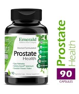 Prostate Health - with Saw Palmetto Extract, Beta Sitosterol & Lycopene - Suppor