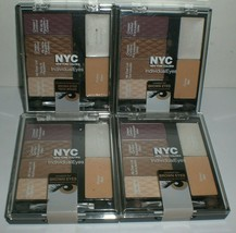 NYC New York Color Individual Brown Eye Shadow #938 Union Square Lot of ... - $23.36