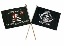 """12x18 12""""x18"""" Wholesale Combo Pirate Time Flies & Deadman's Chest Stick ... - $22.00"""