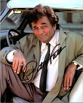 PETER FALK  Authentic Autographed Hand Signed Photo w/ COA -313 - $85.00