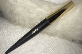 Yves Saint Laurent Couture Kajal Eye Pencil 1 Noir Ardent . NEW, BOXLESS - $36.48