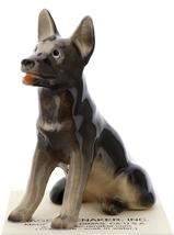 Hagen-Renaker Miniature Ceramic Dog Figurine German Shepherd Sitting image 2