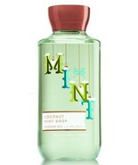Bath & Body Works Coconut Mint Drop Shower Gel 10 fl oz - $18.04
