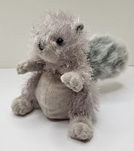 Webkinz Plush Grey Squirrel Ganz No Code - $10.95