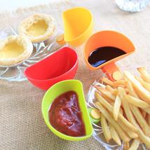 4pcs/set Multifunction Kitchen Accessories Dip Clips Kitchen Bowl Tool B... - £9.83 GBP