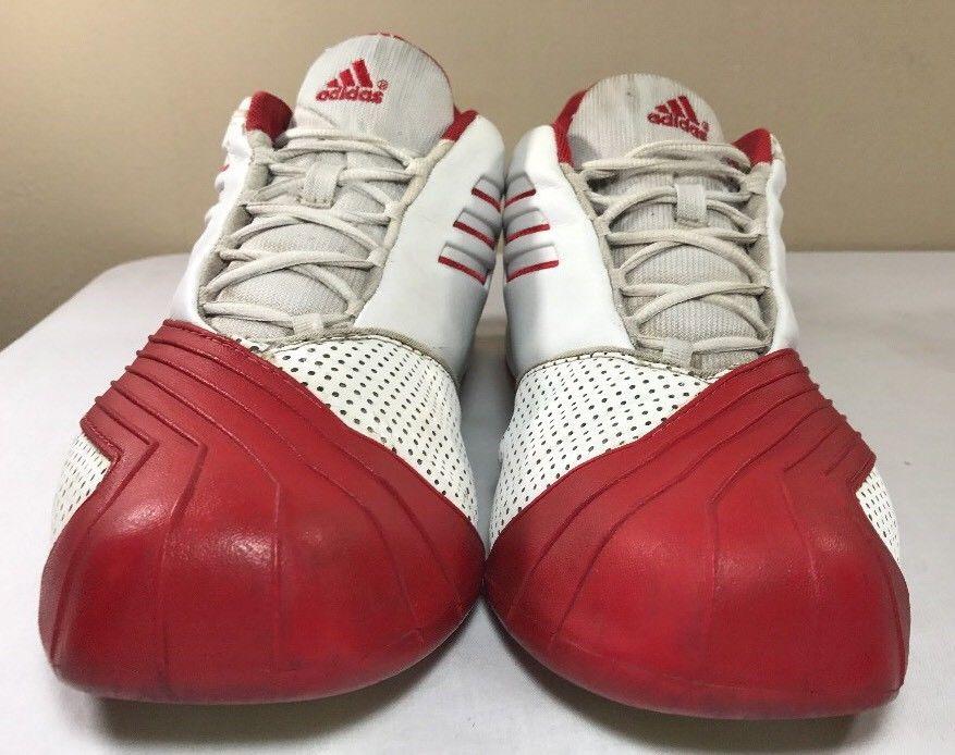 2005 Adidas TMac 1 RedWhite Basketball and 50 similar items