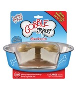 Loving Pets Gobble Stopper Slow Pet Feeding Supplies for Dogs, Large - $9.14