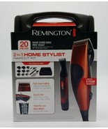 Remington 2-1 Home Stylist Clipper Haircut Hair Cut Kit With Trimmer 20 ... - $44.43