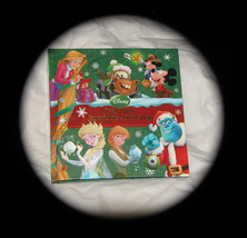 Disney Christmas Storybook Collection by disney Book Group Staff Calliop... - $6.39
