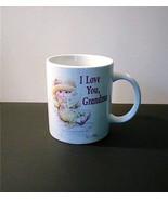 Vintage Grandma Coffee mug, I love Grandma,  8 oz - $8.00