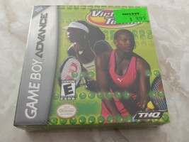 Virtua Tennis Nintendo Gameboy Advance GBA Brand New Factory Sealed Mint CIB VTG image 1