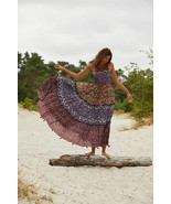 NWT ANTHROPOLOGIE MARALA TIERED MAXI DRESS by BHANUNI 2 - $139.99
