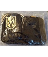 NEW NHL Las Vegas Golden Knights Duffel Bag Black Station Casino PROMO - $16.97