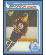 WAYNE GRETZKY Rookie Card RP #18 Oilers RC 1979 T Free Shipping - $3.00