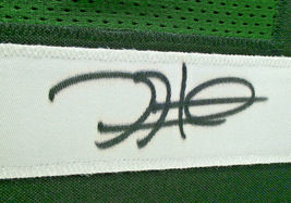 JALEN HURTS / AUTOGRAPHED PHILADELPHIA EAGLES GREEN CUSTOM JERSEY / PSA/DNA HOLO image 5