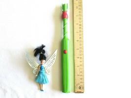 2009 Disney Fairies Lost Treasures Silvermist Flitterific Wand Tested Pl... - $12.99