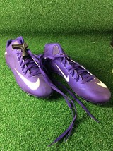 Team Issued Nike Alpha 14.0 Size Football Cleats - $39.99