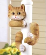Kitty Tree Hugger Figurine - $21.50