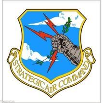 "4"" Usaf Air Force Strategic Air Command Sac Window Decal - $16.14"