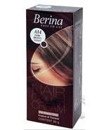 Berina Hair Color Cream A14 (Dark Brown Violet) FS - $11.87