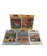 The Boxcar Children Books Set of 5 by Gertrude Chandler Warner Pre-owned... - $15.99