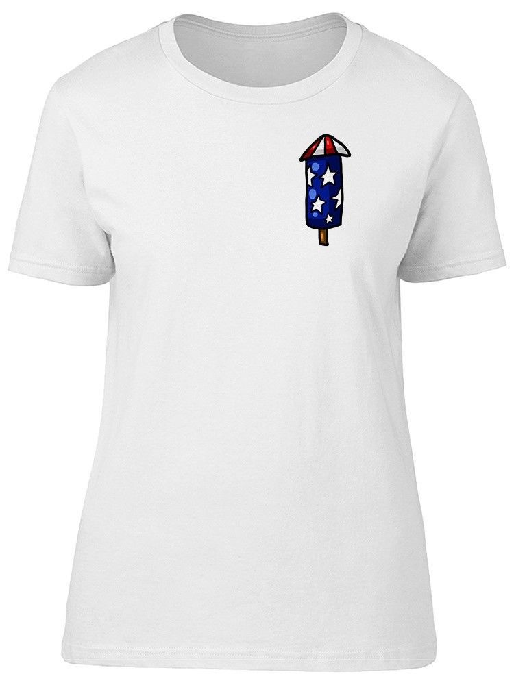 Primary image for Upperside Usa Firework Women's Tee -Image by Shutterstock