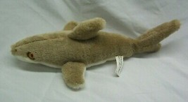 "Wildlife Artists 2003 SHARK 11"" Plush STUFFED ANIMAL Toy - $16.34"