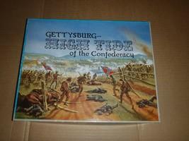 Gettysburg  High Tide  of the Confederacy  Phoenix games 1982 - $65.44
