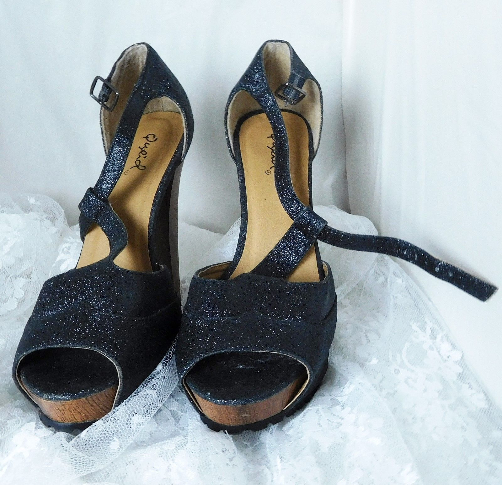 264c3b164e3 Qupid Women's High Heeled Shoes - Size 7 - and 49 similar items