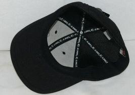 OC SPORTS PFX-120 PROFLEX STRETCH FIT MESH BASEBALL CAP - BLACK image 7