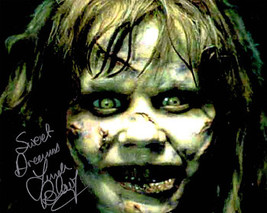 Linda Blair signed The Exorcist 11x14 Photo (Re... - $49.95