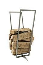 Curonian Transparent Log Rack (Silver-grey) - $133.84